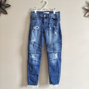 KanCan Low Rise Ripped Denim size 26